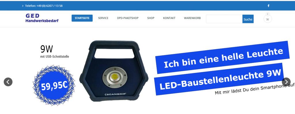Webseiten im Odenwald