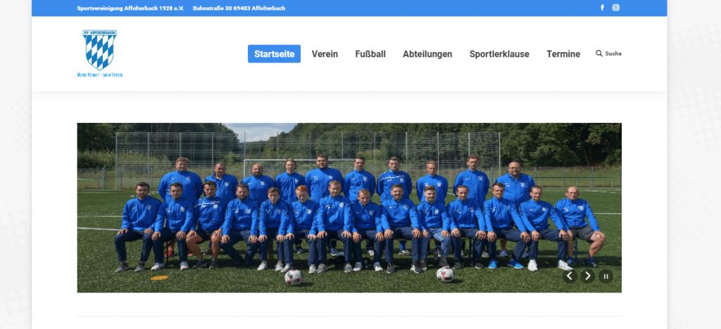 Sportvereinigung Affolterbach 1928 e.V.